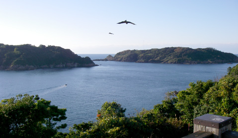 馬島と簗島