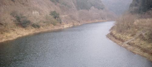 成羽川ダム1