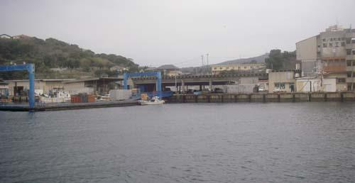 郷ノ浦漁港