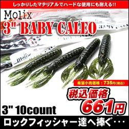 モリックス/Molix/ベビーカレオ