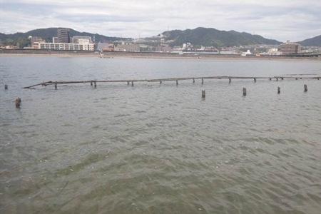 太田川放水路