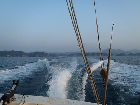 島根県 浜田沖