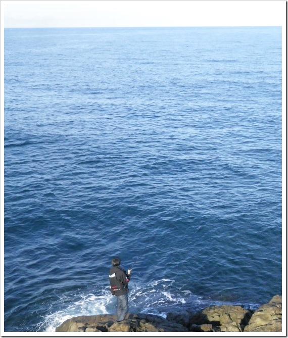 山陰ショアロックフィッシュ/Rock氏と海