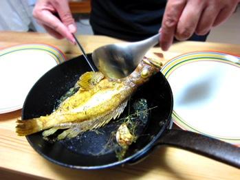 キジハタアコウロックフィッシュ料理