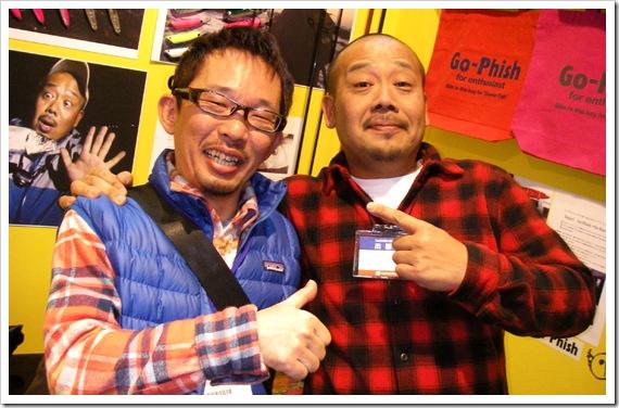 Go-Phish/武田栄氏/タケちゃん
