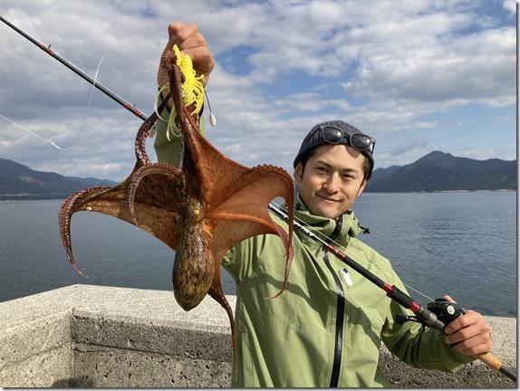 広島 山口 アジング 青物 オクトパッシング (21)